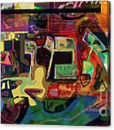 Emunah 1k Canvas Print