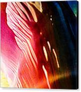 Encaustic 204 Canvas Print
