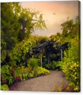 Enchanted Arbor Canvas Print