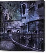 Enchanted Castle Canvas Print