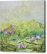 Enchanted Meadow Canvas Print