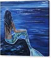 Enchanting Mermaid Canvas Print