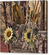 End Of Life Canvas Print