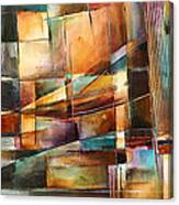 'endless Shift' Canvas Print