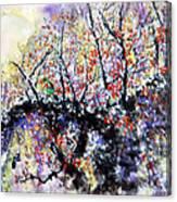 Endurance And Unyielding Spirit Canvas Print