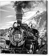 Engine 481 Canvas Print