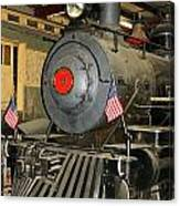 Engine Number Eight Canvas Print