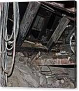 Engineless Engine Room Canvas Print