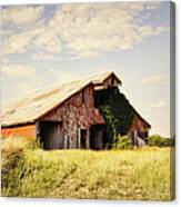 Englewood Barn Canvas Print