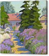 English Lavender Canvas Print