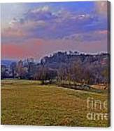 Cotswold Light Canvas Print