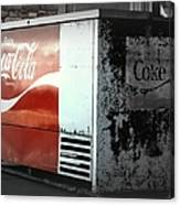 Enjoy Coca Cola  Canvas Print