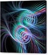 Enlightening Rhythm Canvas Print