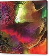 Enseveli Canvas Print
