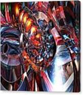 Enter Relhom Fx  Canvas Print