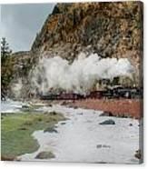 Entering Cascade Canyon Canvas Print