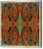 Entropy Machine Canvas Print