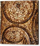 Entry To Sacre Coeur Basilica - Paris Canvas Print