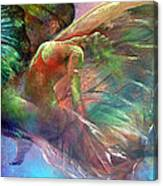 Ephemeral Life Canvas Print