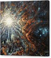 Epiphany In Light Canvas Print