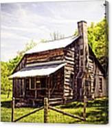 Erbie Homestead Canvas Print