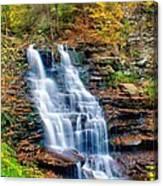 Erie Falls Canvas Print