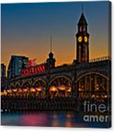 Erie Lackawanna Canvas Print