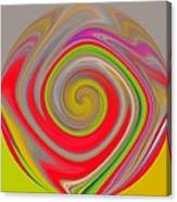 Eritera Canvas Print