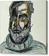 Ernest Hemingway 1 Canvas Print