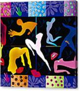 Erotic Matisses - Limited Edition 2 Of 8 Canvas Print