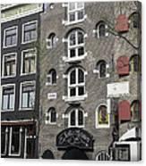 Erotic Museum Amsterdam Canvas Print