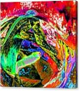 Erotic Rock 'n' Roll Canvas Print