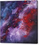 Erupt Canvas Print