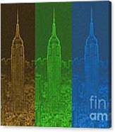 Esb Spectrum Canvas Print