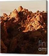 Escalante Ridge Canvas Print