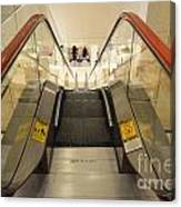 Escalator 553h Canvas Print
