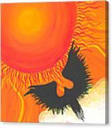 Escape To Paradise Canvas Print
