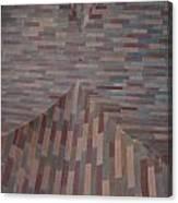 Escher Joins The Masons Canvas Print