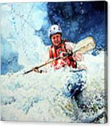 Eskimo Rolls Canvas Print
