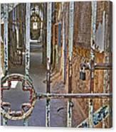 Esp Hospital Gate Canvas Print