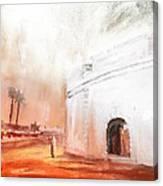 Essaouira Town Canvas Print