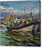 Essaouira Canvas Print