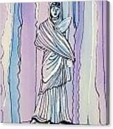 Essence Of Greece Canvas Print