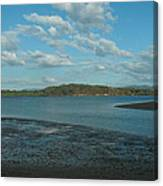 Estero Landscape Canvas Print
