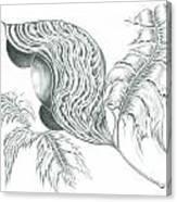 Eternal Blossom- Aiyana Canvas Print