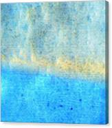 Eternal Blue - Blue Abstract Art By Sharon Cummings Canvas Print