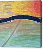 Eternal Bridge Canvas Print