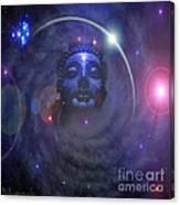 Eternal Buddha Canvas Print