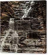 Eternal Flame Waterfalls Canvas Print