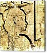 Eternal Isis Canvas Print